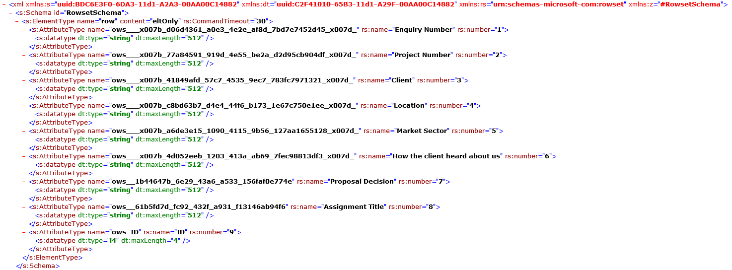 SharePoint 2010 >> Retrieve SharePoint List/Library as XML – The ...